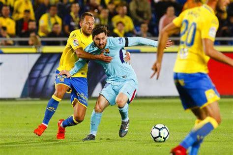 La Liga: FC Barcelona held by Las Palmas ahead of crucial ...