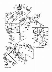 Fuel Tank For 2000 Yamaha Yzf