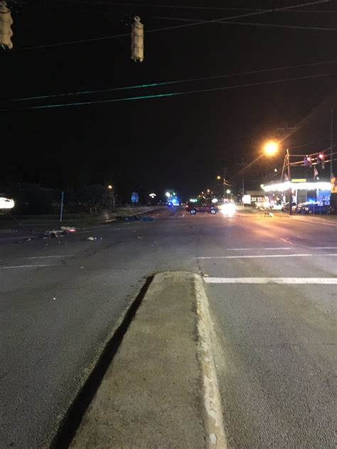 west main street closed  drunk driver crashes