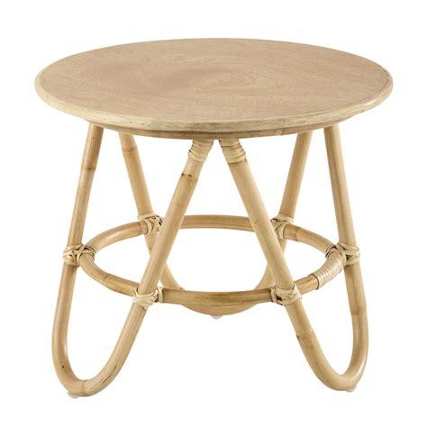 deco chambre bebe ikea table basse ronde en bois et rotin d 46 cm suzane