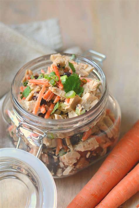 healthy asian tuna salad good  simple