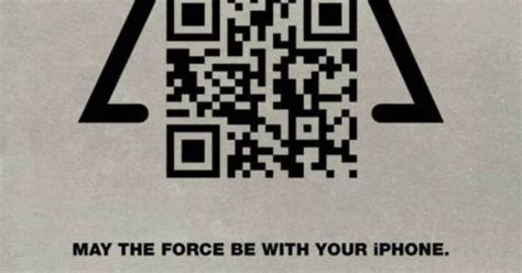 Star Wars Iphone App Qr Code