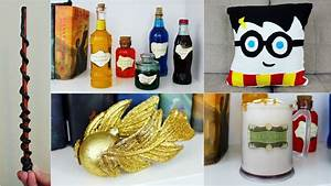 5 CHEAP AND EASY HARRY POTTER DIY CRAFTS PINTEREST