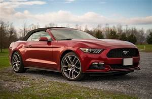 Wife's new 2016 Ruby Red Convertible ecoboost - The Mustang Source - Ford Mustang Forums