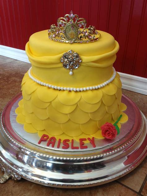 sugar love cake design princess belle dress