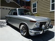 Restored '69 BMW 2002 with an M20 6 Cylinder! German