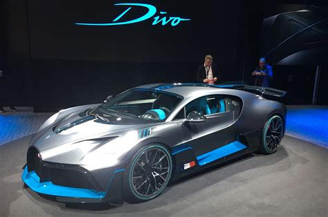 Spy photos reveal bugatti's new mystery car for the first time, showing off an aggressively designed track car. New Bugatti Divo: track-focused hypercar shown in Paris ...