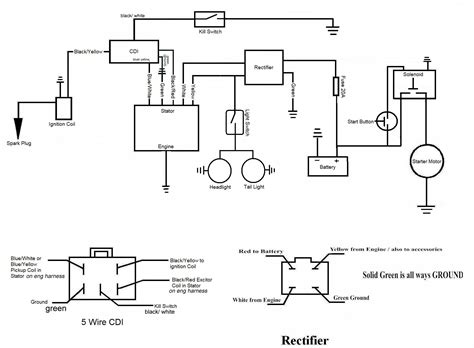 Lifan Motor Wiring Diagram Honda Talk Dumont