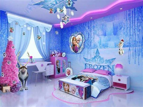 Disney Wallpaper For Bedrooms by Frozen Bedroom Home Bedroom