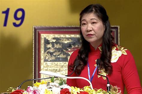 Bà Nguyễn Lan Hương Tái đắc Cử Chủ Tịch Mttq Tp Hà Nội