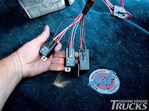 1973-1978 Chevy C10 U0026 39 S Tilt Steering Column Install