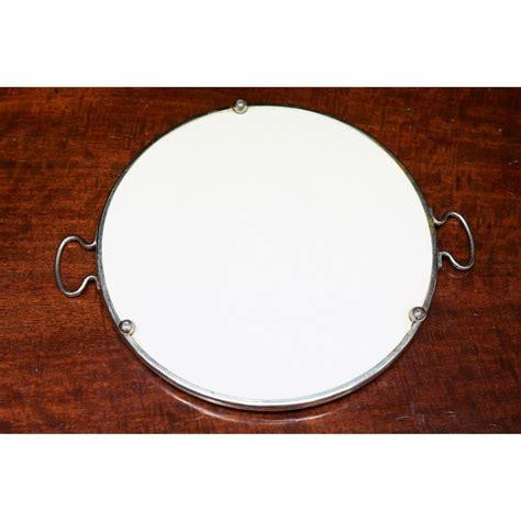 Apgleznots keramikas tortes šķīvis ar metāla apdari ...