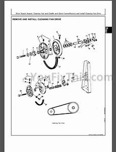 New Holland Cs520 Cs540 Cs640 Cs660 Cl560 Repair Manual