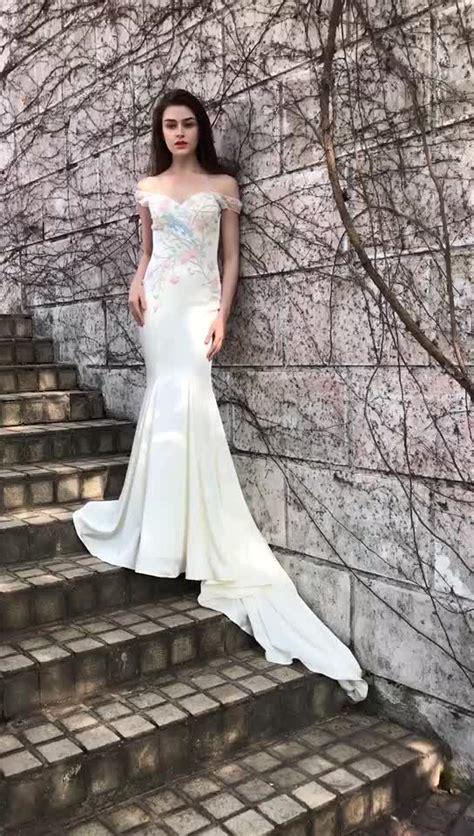 alibaba china wedding gowns wedding dress fish tail bridal