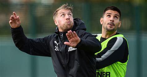 Newcastle United boss Rafa Benitez provides positive ...