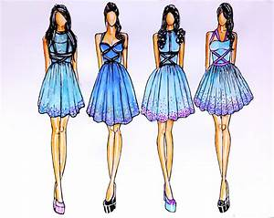 How To Draw Fashion Designs | mojomade