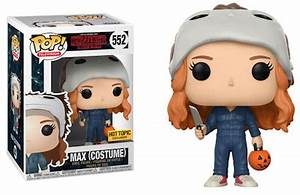 Funko Pop Stranger Things Checklist Variants Exclusives