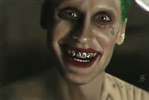 Jared Leto as Joker Suicide Squad