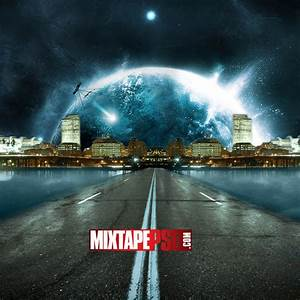 Free Mixtape Cover Backgrounds 8 - MIXTAPEPSD.COM