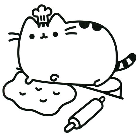 pusheen coloring book pusheen pusheen the cat para imprimir gatito para colorear dibujos de