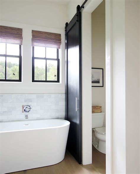 How To Frame A Barn Door by How To Build A Sliding Barn Door In 30 Minutes Plank And