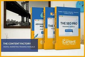 Online Marketing Training Courses And Manuals