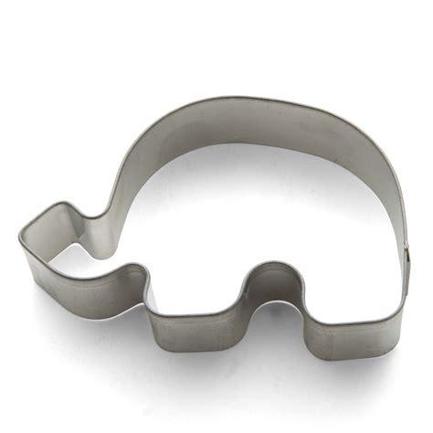 elephant cookie cutter handmade cuttercraft