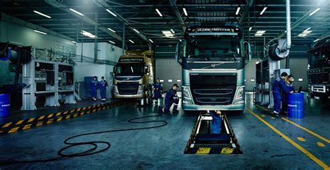 volvo trucks customer service services maintenance built around you volvo trucks