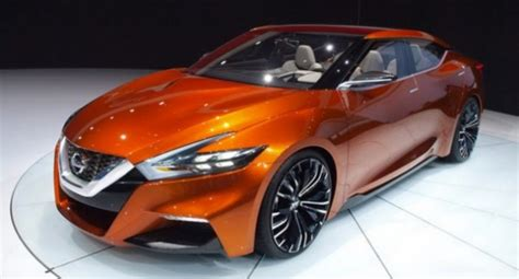 nissan maxima redesign price specs release date