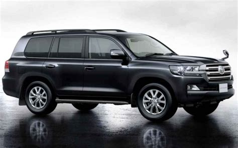 Toyota Land Cruiser 2018 Redesign by 2018 Toyota Land Cruiser Redesign Engine Release Date