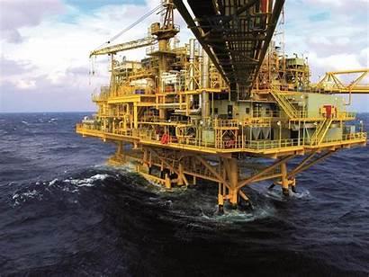 Offshore Platform Oil Gas Helder Den Its