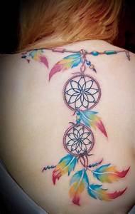 Tatouage Attrape Reve Homme : image tatouage attrape reve cochese tattoo ~ Melissatoandfro.com Idées de Décoration