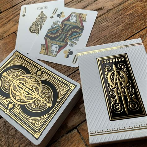 The deck that started it all. Oath Standard Playing Cards   LUXURY PLAYING CARDS, JP GAMES LTD