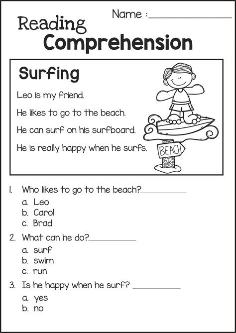 grade 1 worksheets reading writing 2nd grade reading worksheets best coloring pages for kids