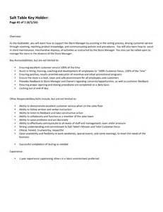 key holder resume exles resume key holder retail ebook database