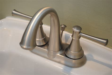 Moen Ashville Sink Faucet by An Easy Bathroom Update Moen Faucet Review Lemonade