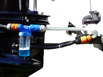 Flushing Boat Engine After Salt Water by How To Flush A Boat Motor Impremedia Net