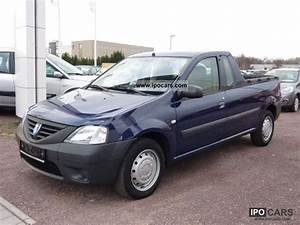 Dacia Pick Up : 2009 dacia logan pick up 1 5 dci ambiance car photo and specs ~ Gottalentnigeria.com Avis de Voitures