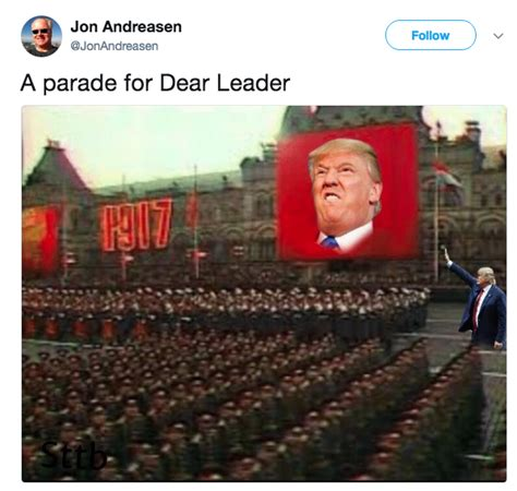 Parade Meme - trump s military parade know your meme mighty viral