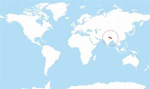 Where Is Nepal Located On The World Map