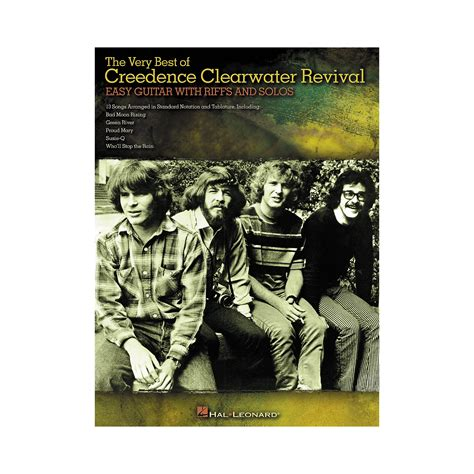Hal Leonard The Very Best of Creedence Clearwater Revival ...