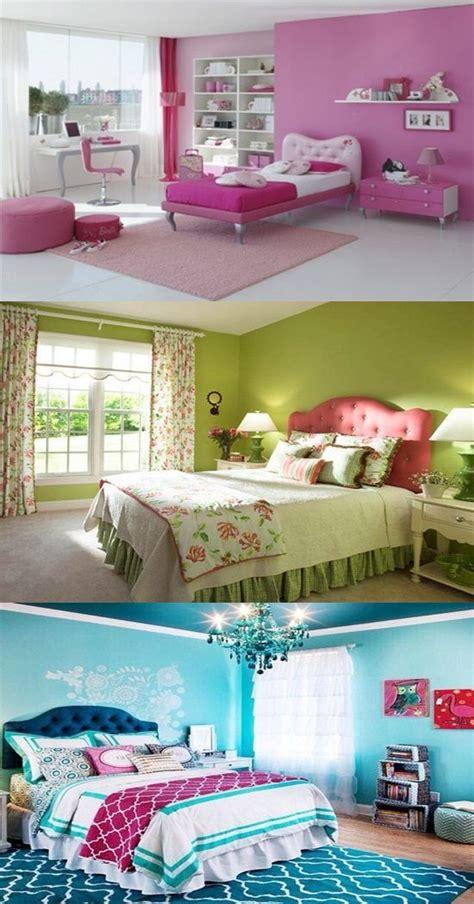 bedroom colors  girls