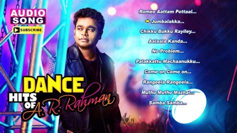 Ar Rahman Tamil Hits