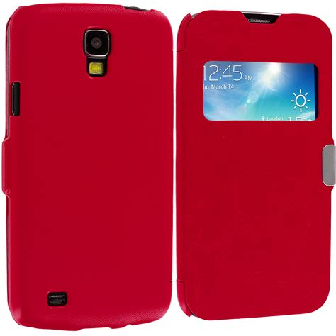 samsung galaxy s4 phone cases color open front wallet cover for samsung galaxy