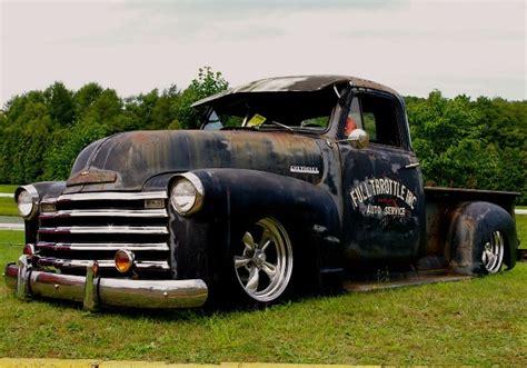 Rat Rod Truck Wallpaper