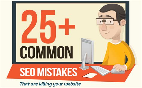 Seo Your Site by Are These Common Seo Mistakes Killing Your Website
