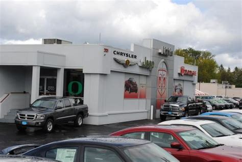 Lithia Chrysler Jeep Dodge Ram Fiat Of Eugene  Eugene, Or