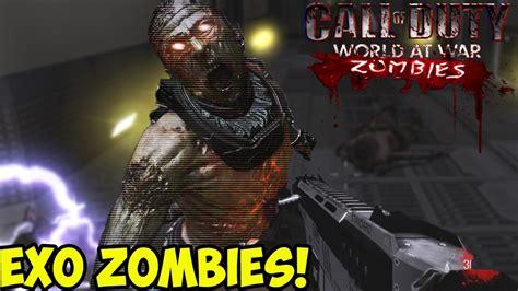 zombies duty call map custom maps exo ever