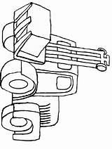 Coloring Digger Construction Disegni Colorare Baumaschinen Tractor Costruzioni Truck Cu Coloriage Entreprise Colouring Pentru Impresa Clipart Planse Copii Coloreando Clip sketch template