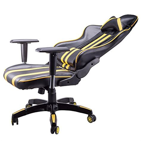 co z ergonomic high back padded pc computer racing adults